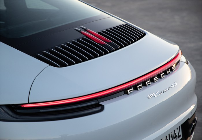 911 Carrera 4 GTS Coupé PDK
