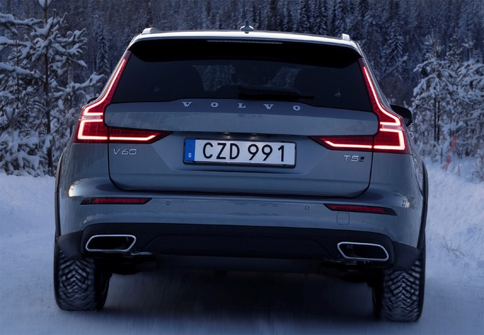 V60 Cross Country D4 AWD Aut.