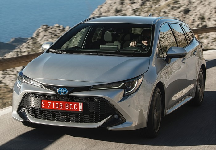 Corolla Touring Sports 125H Business Plus
