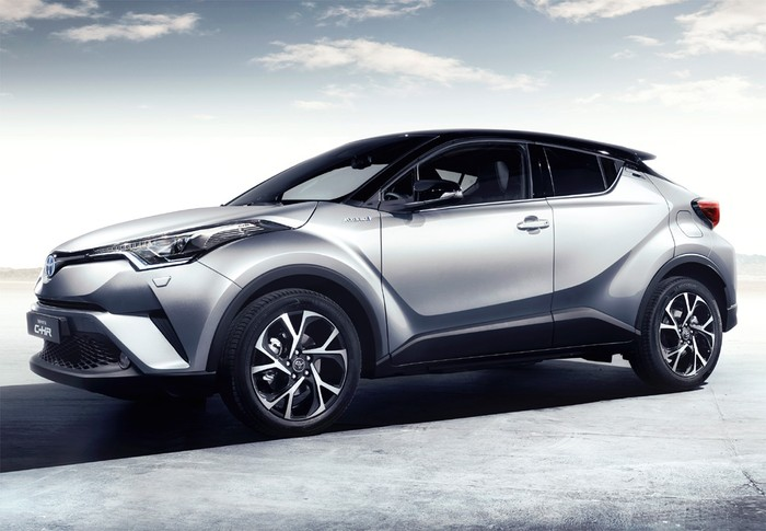 C-HR 125H Advance