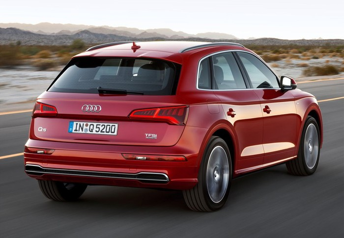 Q5 40 TDI quattro-ultra Advanced S tronic 150kW