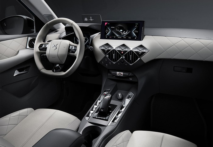 DS3 Crossback Puretech Be Chic 100
