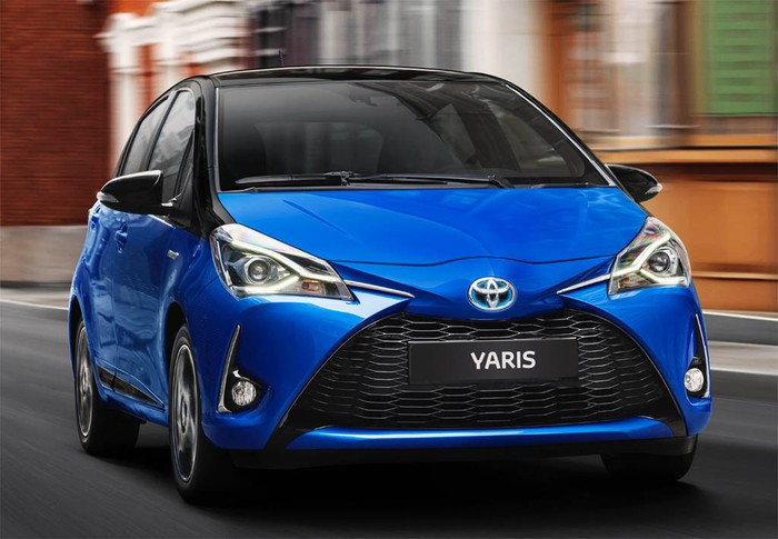Yaris 100H 1.5 Feel! 20 Aniversario