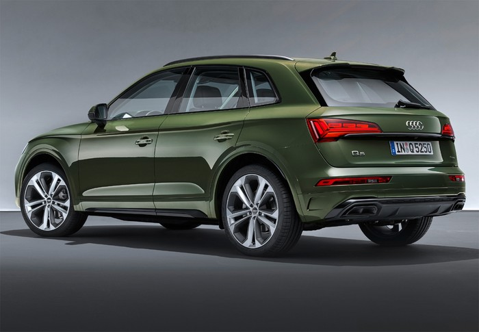Q5 2.0TDI ultra Advanced Edition 150