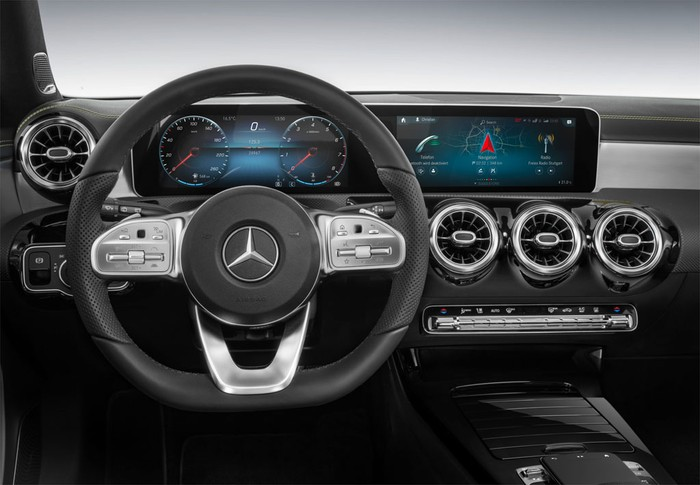 A 200CDI BE AMG Line