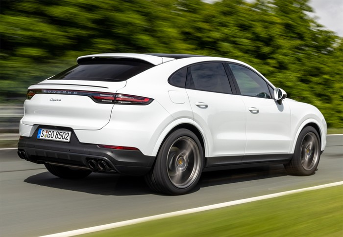 Cayenne Turbo Coupé Aut.