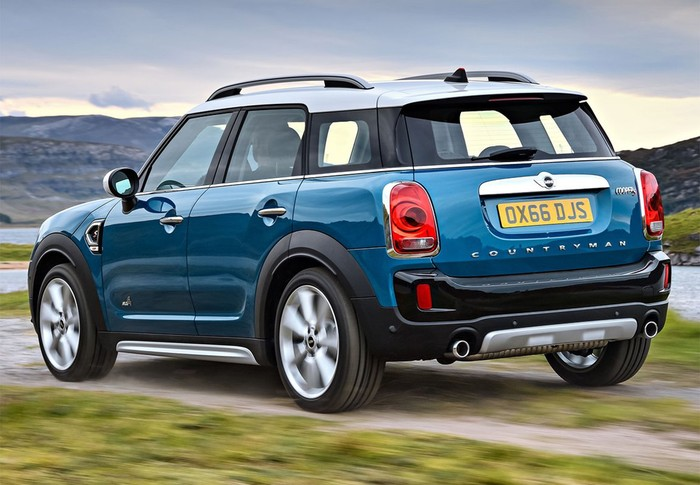Mini Countryman John Cooper Works ALL4 Aut.