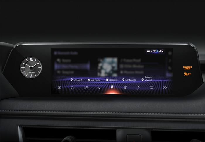 UX 250h Executive Navigation 4WD