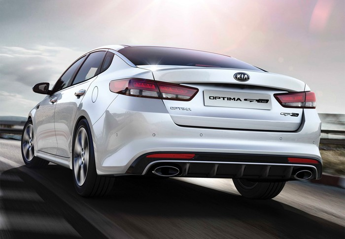 Optima 1.6 T-GDi Eco-Dynanics GT Line DCT (Pack Luxury)