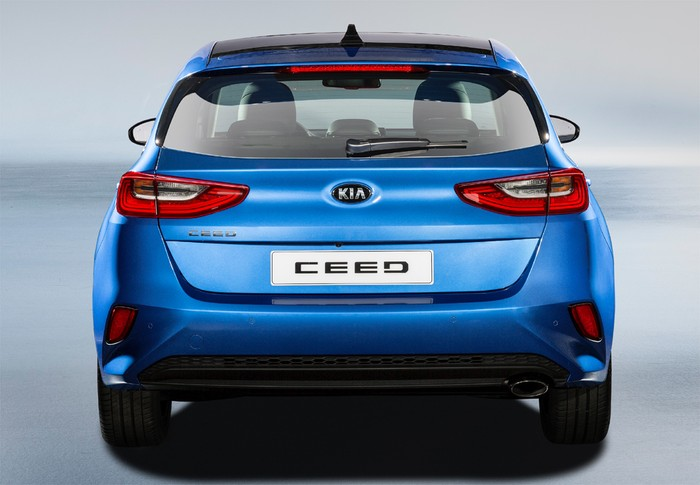Ceed 1.6 CRDI Eco-Dynamics Business 115