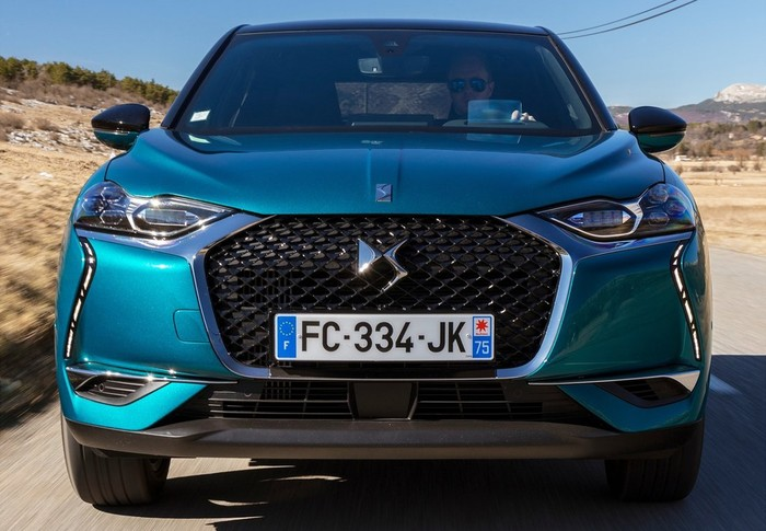 DS3 Crossback Puretech Grand Chic 130 EAT8