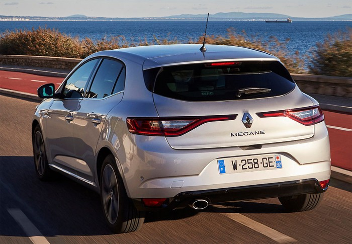 Mégane 1.5dCi Emotion eco2