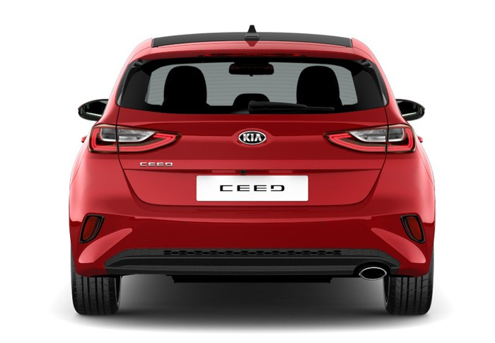 Ceed 1.6 CRDI Launch Edition 115