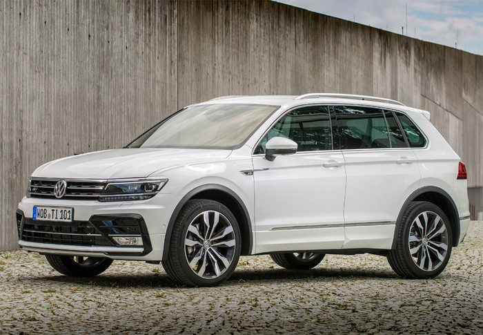 Tiguan 2.0TDI Advance DSG 110kW