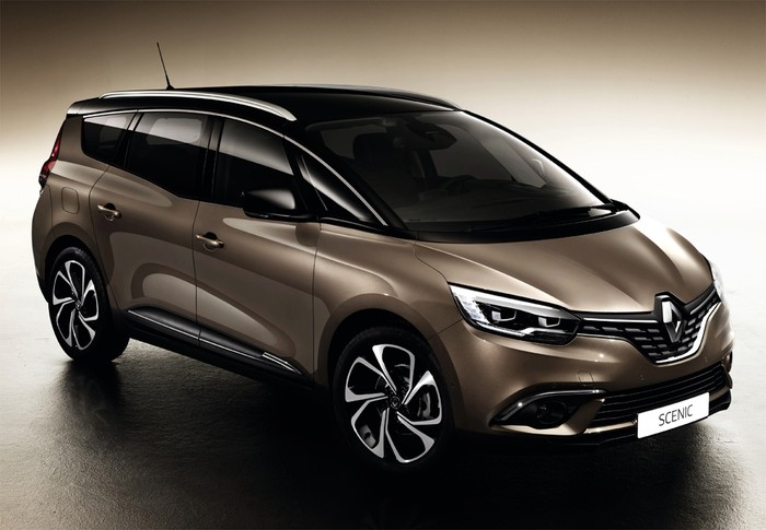 Grand Scénic 1.2 TCe Intens 96kW