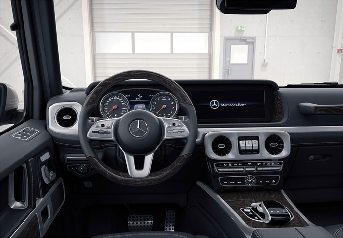 G 63 AMG 4Matic 9G-Tronic