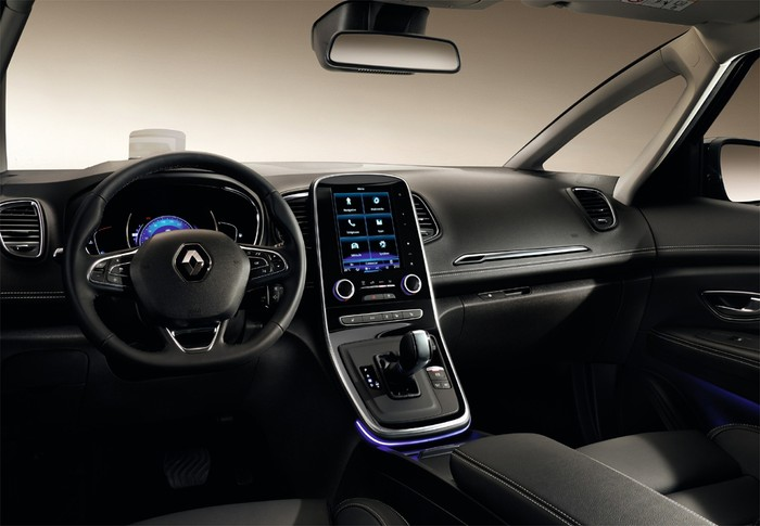 Grand Scénic dCi Limited Blue 88kW