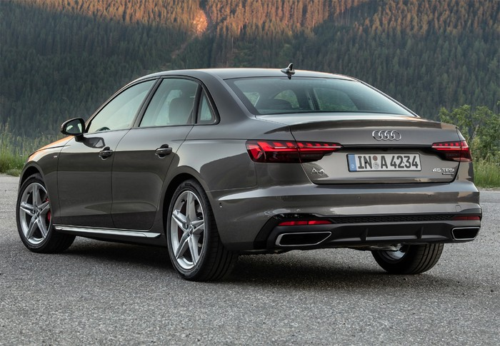 A4 2.0 TFSI ultra Sport edition S tronic 140kW