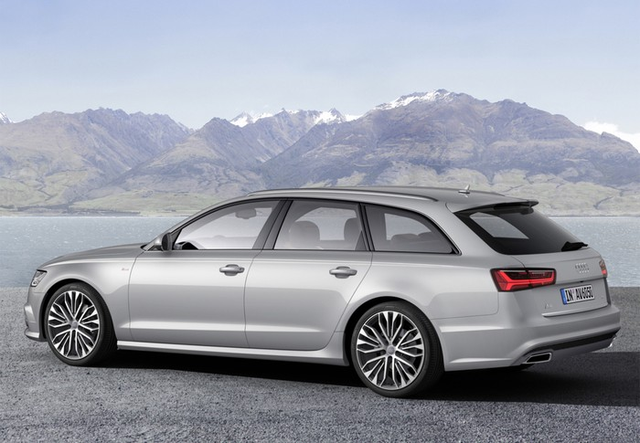 A6 Avant 3.0BiTDI Competition Q.Tip. 240kW