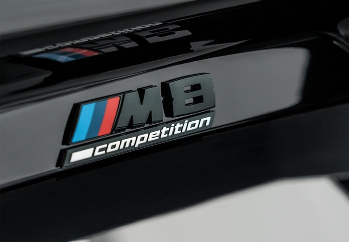 M8 Competition