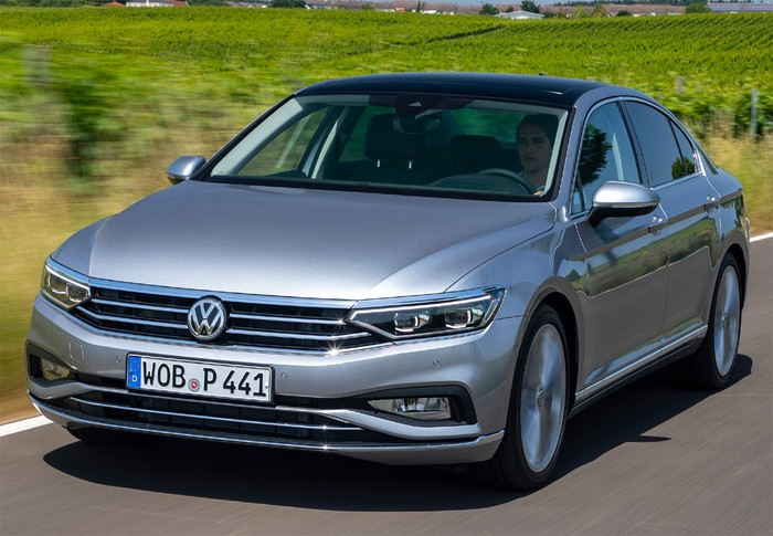 Passat 2.0TDI Advance 110kW