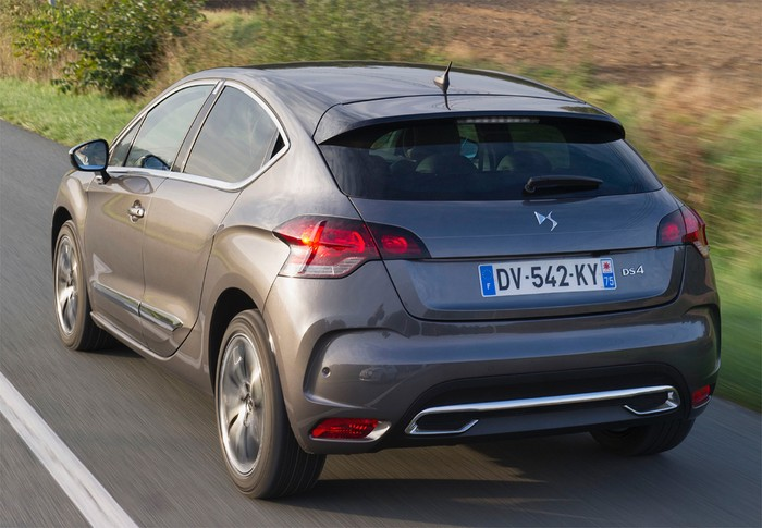 DS4 1.6 BlueHDi S&S Style 120
