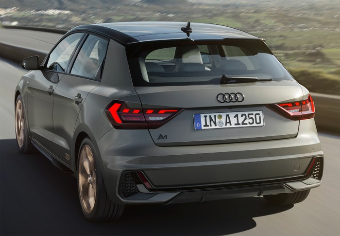 A1 Sportback 25 TFSI Advanced