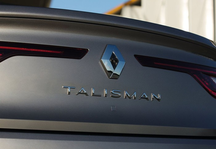 Talisman dCi Blue Business 110kW