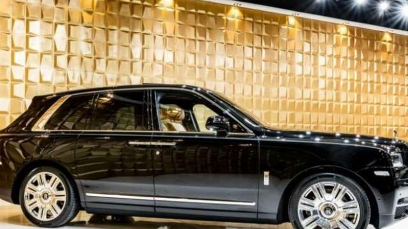 Rolls-Royce undefined *SUV 4SEATS LAUNCH PACKAGE* nullcv 2018 - Madrid. 4.
