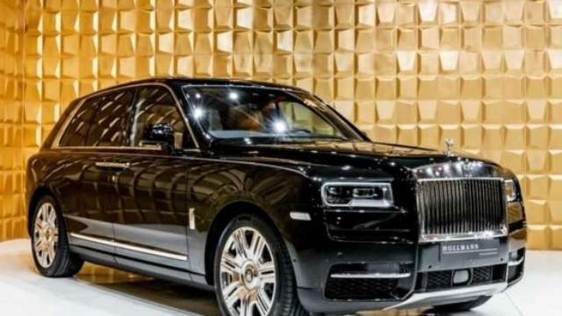 Rolls-Royce undefined *SUV 4SEATS LAUNCH PACKAGE* nullcv 2018 - Madrid. 3.