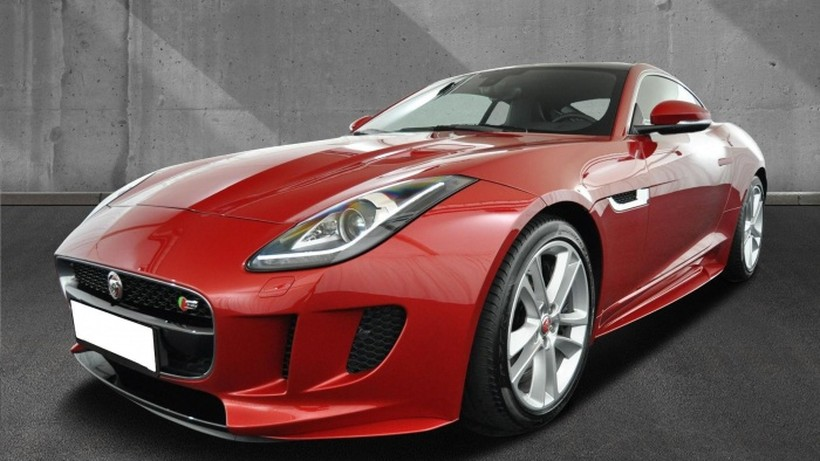JAGUAR F-Type Coupé 3.0 V6 AWD Aut. 380