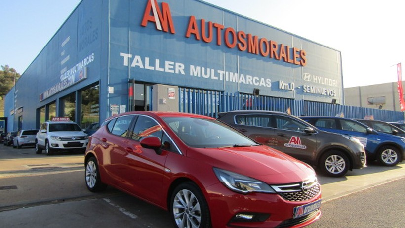OPEL Astra 1.6CDTi S/S Excellence 136