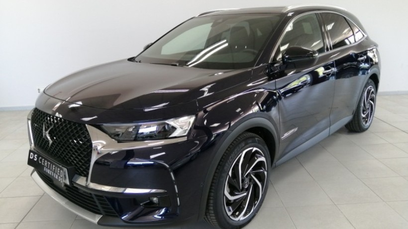 DS DS 7 CROSSBACK 1.6 E-TENSE GRAND CHIC AUTO 4WD 5P