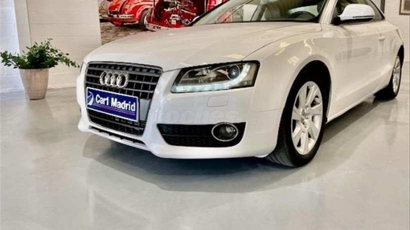 AUDI A5 Coupé 1.8 TFSI Multitronic