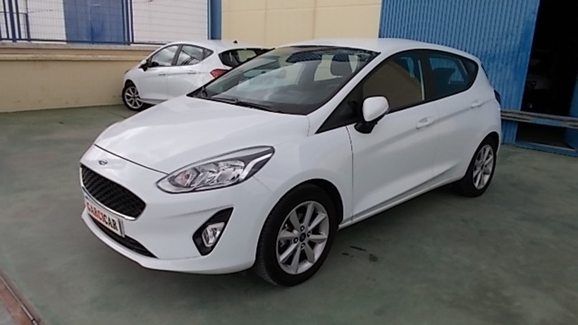 FORD Fiesta 1.1 Ti-VCT Trend