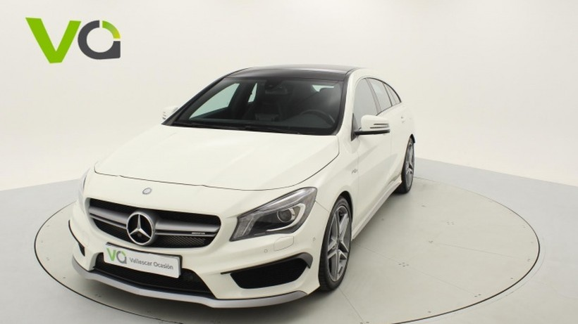 MERCEDES-BENZ CLA-CLASS CLA 45 AMG SHOOTING BRAKE 381 CV 4M 5P