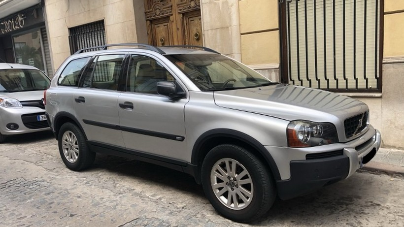 VOLVO XC90 D5 Sport Geartronic 185