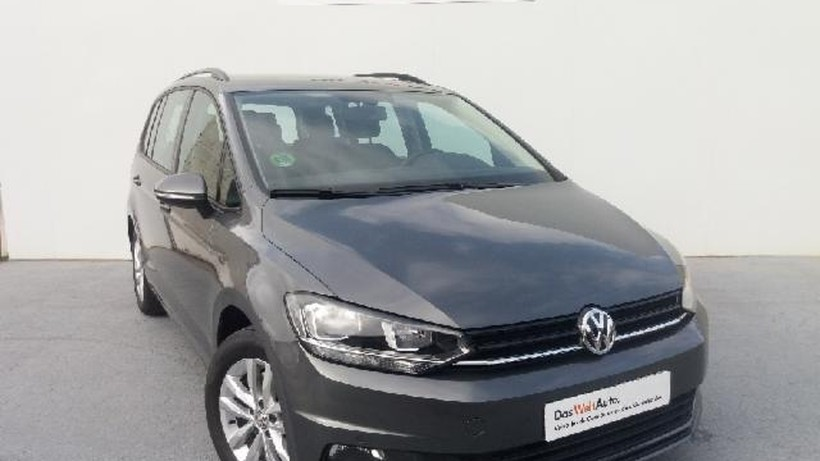 VOLKSWAGEN TOURAN 1.6 TDI 85KW BUSINESS 115 5P 7 PLAZAS
