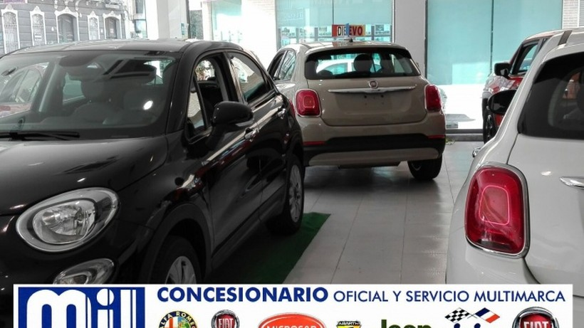 Fiat 500X 1.3Mjt Pop Star 4x2 95