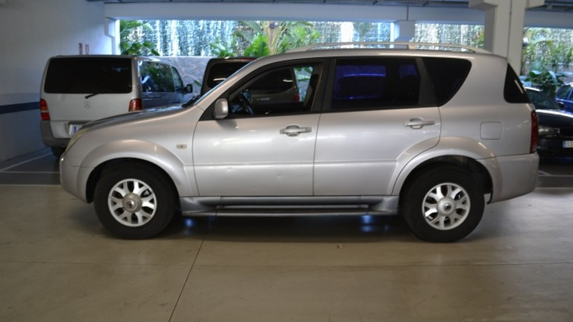SSANGYONG Rexton 270Xdi Limited
