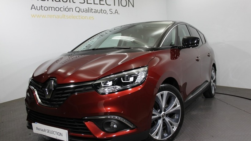 RENAULT Scénic Grand 1.3 TCe GPF S&S Zen 103kW