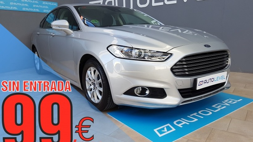 FORD Mondeo 1.5TDCI Trend 120