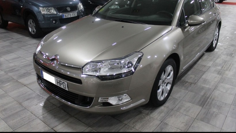 CITROEN C5 Tourer 2.0HDI Exclusive CAS 163