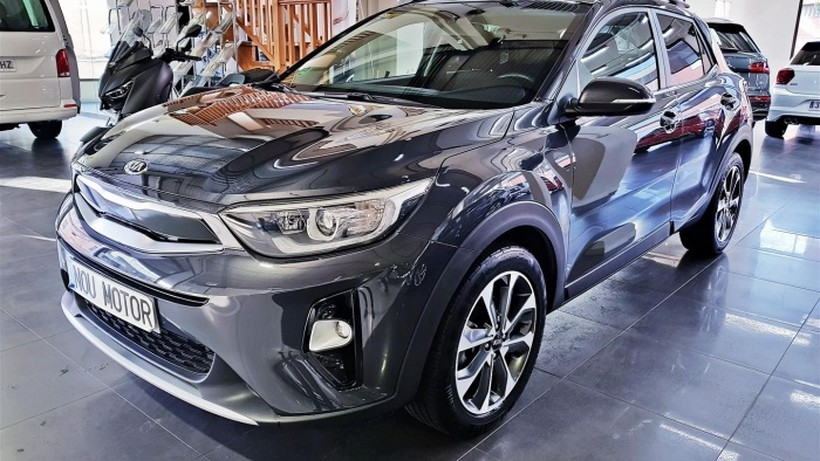KIA Stonic 1.0 T-GDi Eco-Dynamic Tech 120