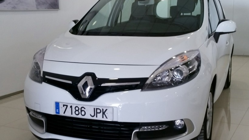 RENAULT SCENIC Scénic SELECTION dCi 95 eco2 Euro 6 5p.