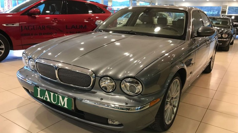 Jaguar Serie XJ XJ6 2.7D V6 Executive