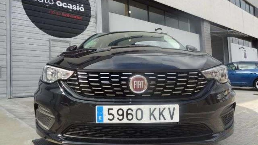 FIAT Tipo  Sedán 1.4 Easy **IMPECABLE SOLO 13600KM**