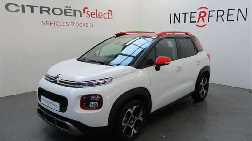 Citroen C3 Aircross PureTech 81kW (110CV) S&S EAT6 SHINE