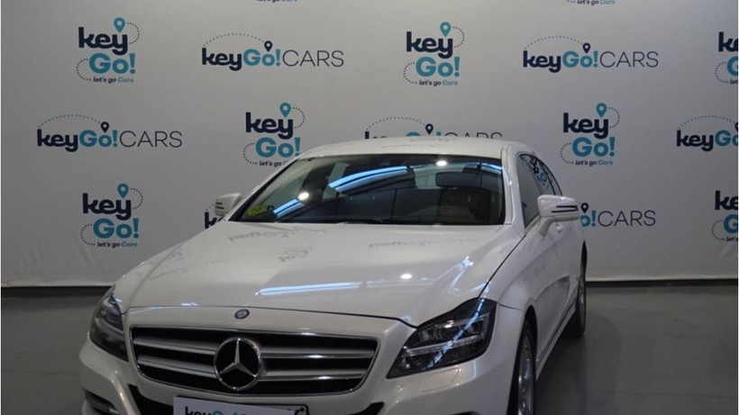 MERCEDES-BENZ Clase CLS  CLS Shooting Brake 250 BT Aut.