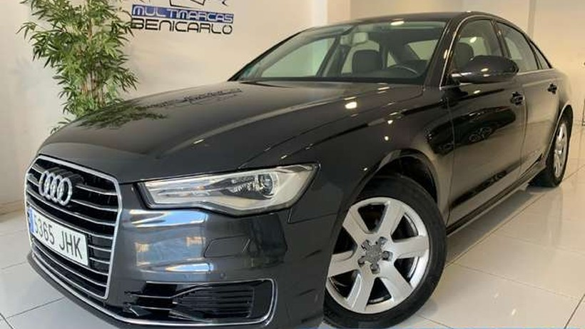 AUDI A6  2.0TDI ultra S-T 190 Ad ed. desde 350 euros/mes